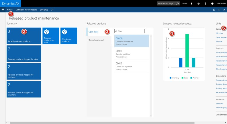 Workspace Screenshot